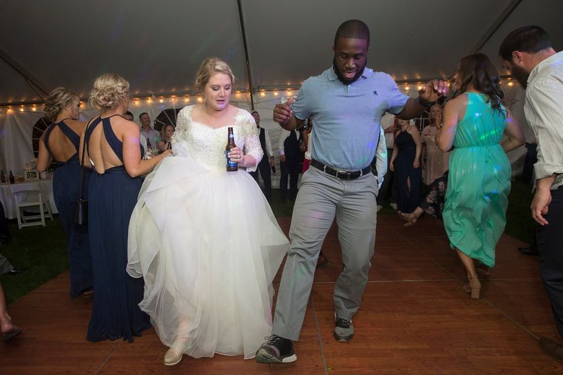 Dancing with Bride :)