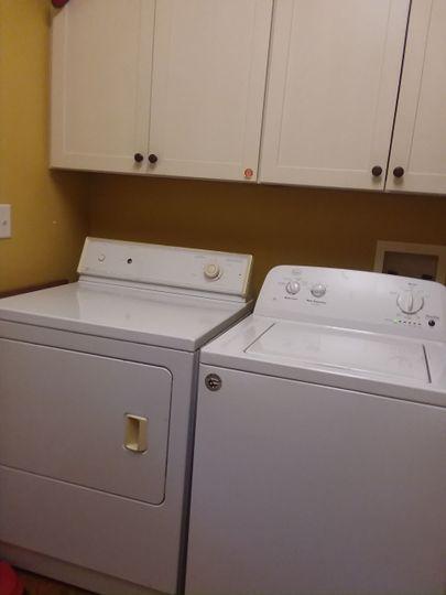 Full laundry room