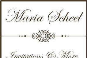 Maria Scheel Invitations & More