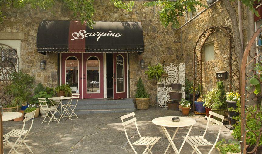 Teatro Scarpino outdoor