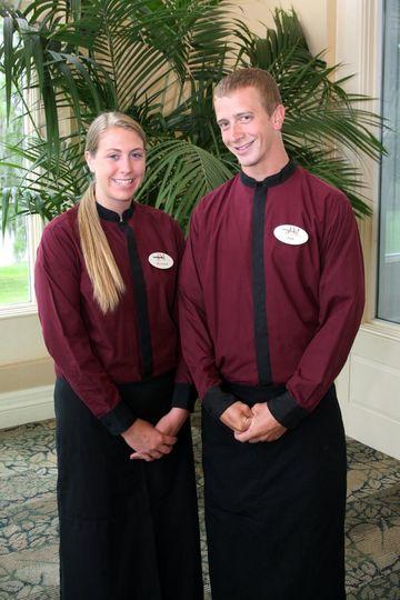 Our standard uniform
