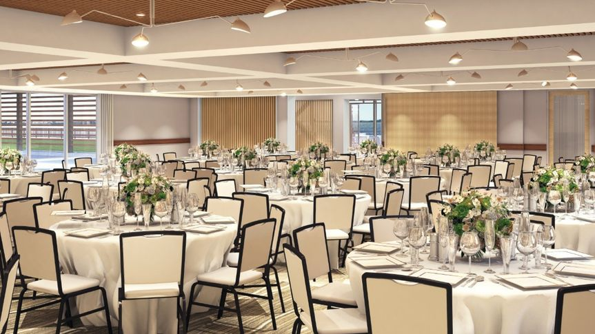 Rendering-New Ballroom
