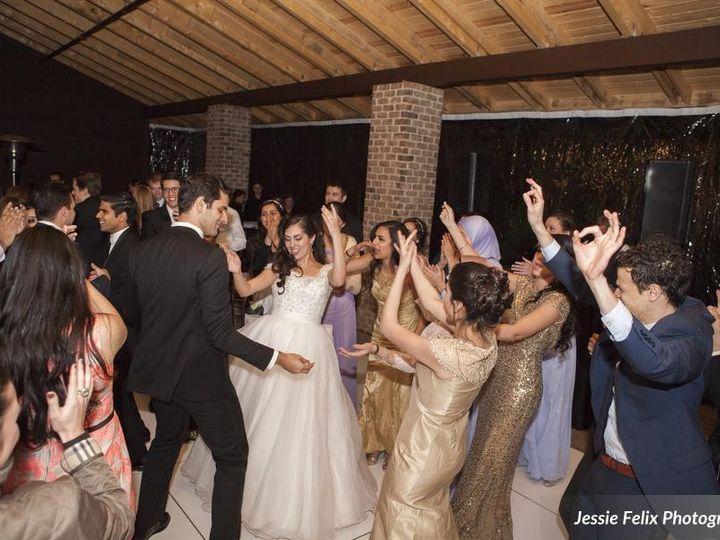 Tmx 1426011517965 Moustafaabugharbiahjessiefelixphotographyabugharbi Raleigh, NC wedding dj