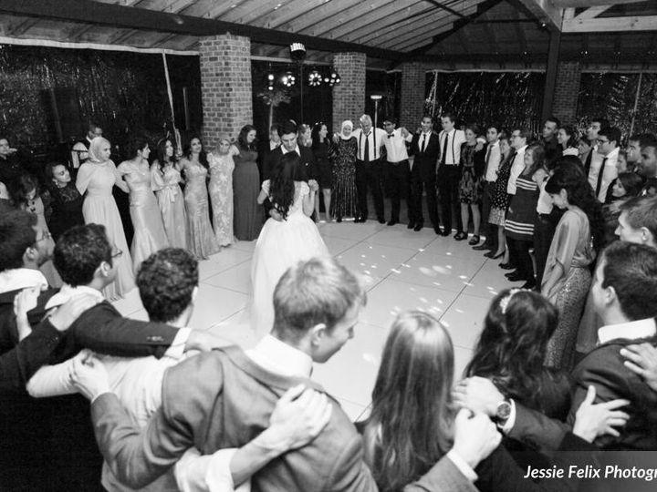 Tmx 1426011727007 Moustafaabugharbiahjessiefelixphotographyabugharbi Raleigh, North Carolina wedding dj