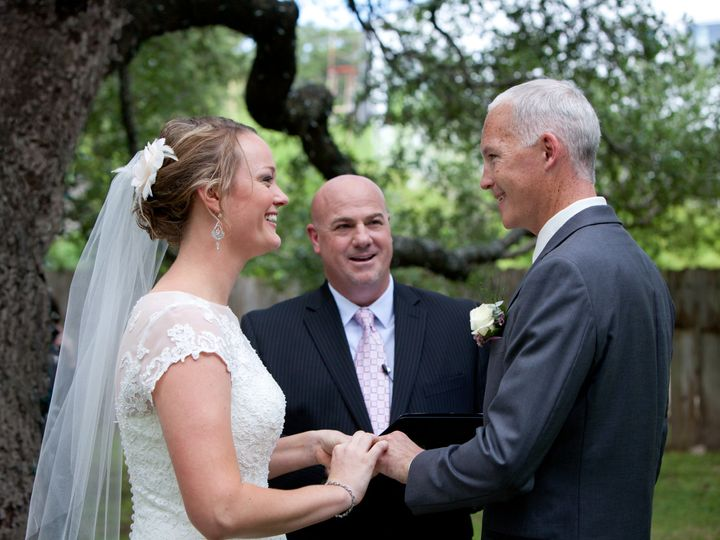 Tmx 1373154910611 Allison And Eric   Rings4 Temple, Texas wedding officiant