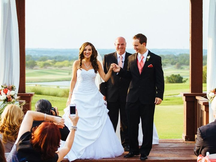 Tmx 1389542097408 Andrew  Jennifer Star Ranch.jpg Temple, Texas wedding officiant