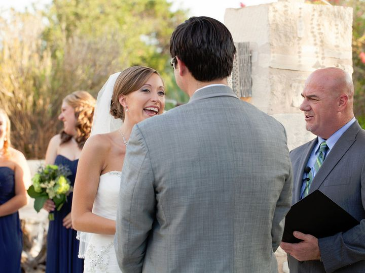 Tmx 1423099875002 Happy Bride The Terrace Club Ashley   Smith Photog Temple, Texas wedding officiant