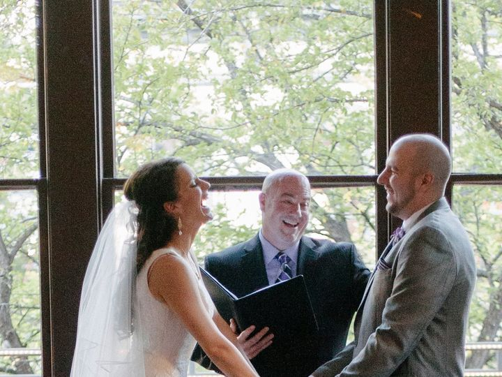Tmx 1431639426913 Happy Parkside Temple, Texas wedding officiant