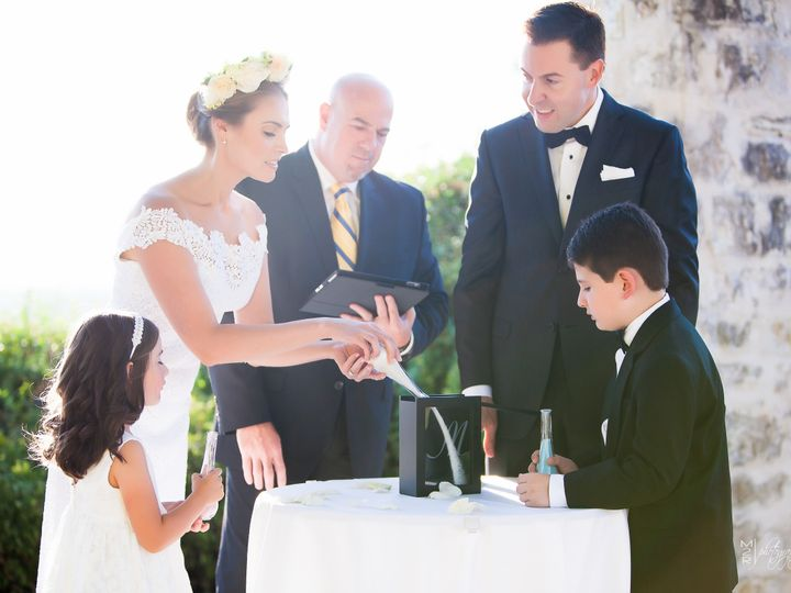 Tmx 1447437008802 Unity Sand Ceremony Ben  Alyona Family Temple, Texas wedding officiant