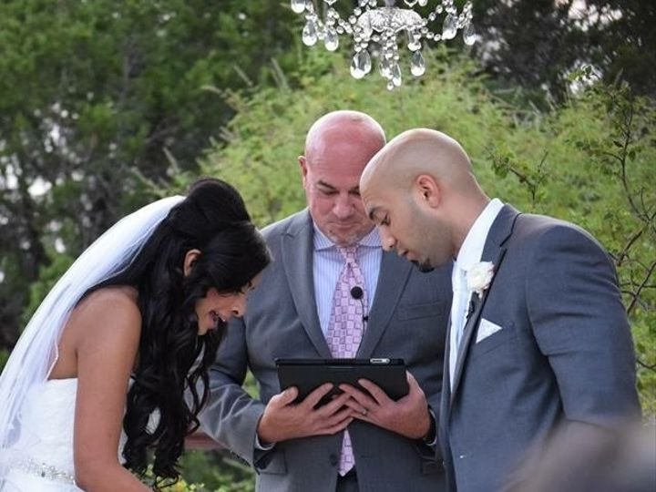 Tmx 1447437097752 Unity Sand Ceremony Sean  Michelle Terrace Club Temple, Texas wedding officiant