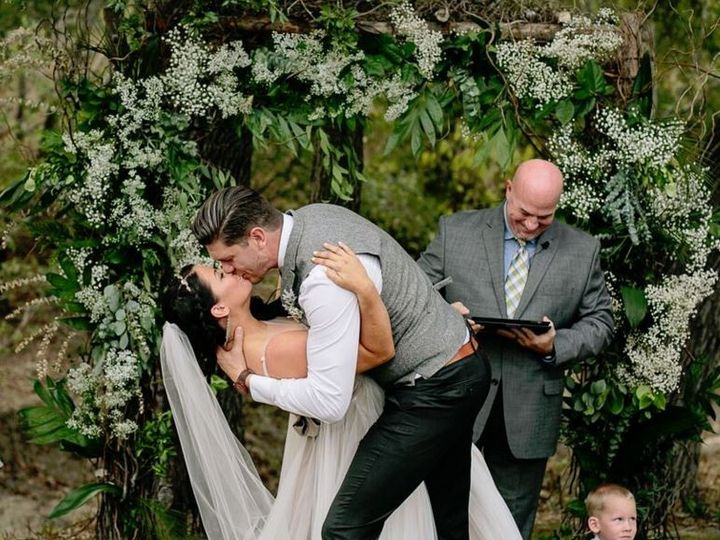 Tmx 1447445457033 Kiss Rick  Brianne The Creekhaus Temple, Texas wedding officiant