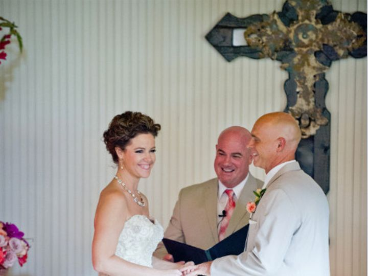 Tmx 1447445618656 Happy Couple Todd  Stacy Twisted Ranch   Addison S Temple, Texas wedding officiant