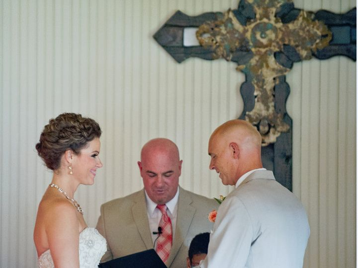 Tmx 1447445626417 Ring Groom To Bride Todd  Stacy   Addison Studios  Temple, Texas wedding officiant
