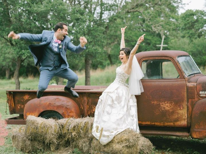 Tmx 1467413406399 Happy Couple Carl  Muriel   Old Truck Temple, Texas wedding officiant