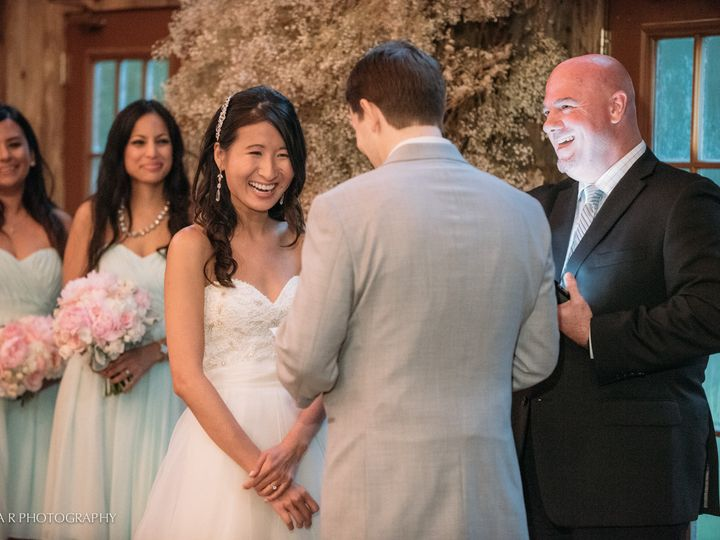 Tmx 1467413432579 Happy Couple James  Jenny Vista West Ranch Elissar Temple, Texas wedding officiant