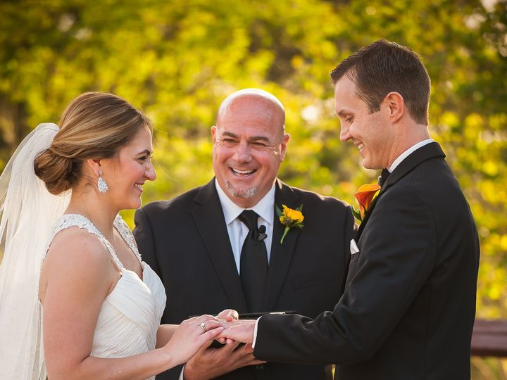 Tmx 1467413575590 Ring Bride To Groom Amanda  Josh Matt Montalvo Pic Temple, Texas wedding officiant