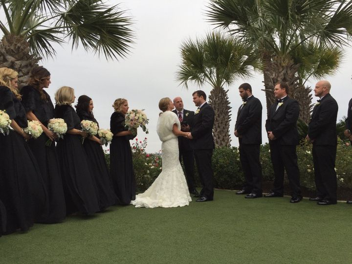 Tmx 1467414000264 Couple Bruce  Callie Horseshoe Bay Yacht Club Temple, Texas wedding officiant