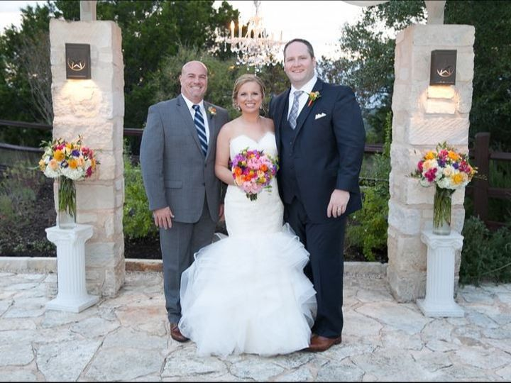 Tmx 1467414018339 Couple Ben  Carolyn Terrace Club Oct 2015 Temple, Texas wedding officiant