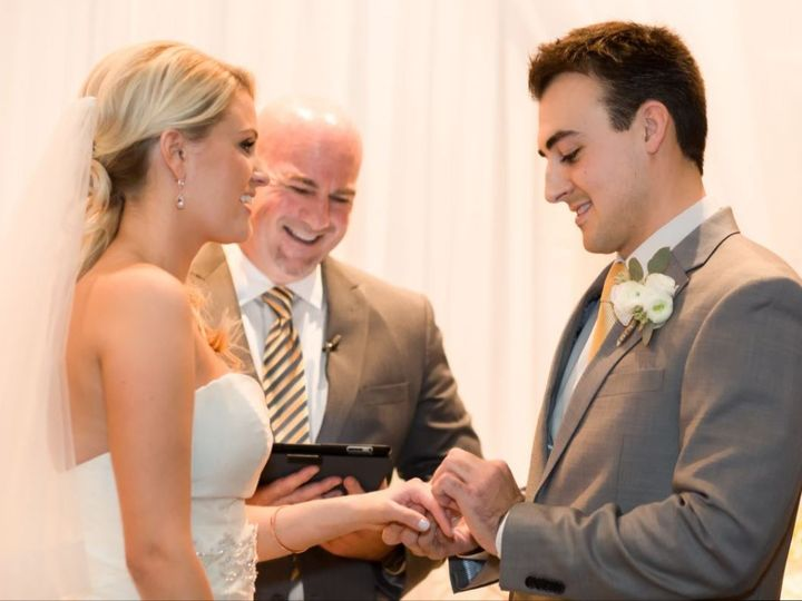 Tmx 1467414041210 Ring Ceremony Andrew To Kelsey 0 Kati Maxwell Phot Temple, Texas wedding officiant