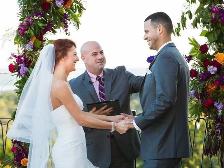 Tmx 1467414142930 Happy Couple Matt  Julia Villa Antonia Temple, Texas wedding officiant