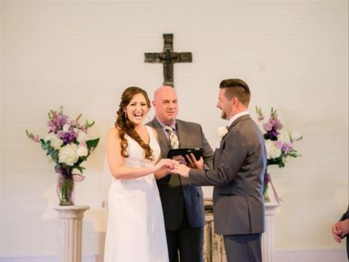 Tmx 1467414146944 Ring Ceremony Nicolle To Brian Star Hill Ranch The Temple, Texas wedding officiant
