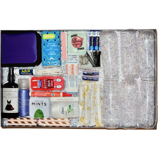products in box