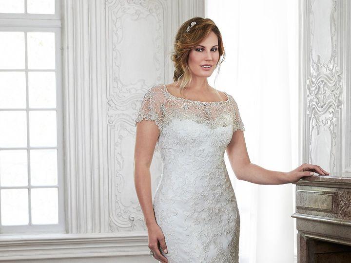 Tmx 1454783349522 4ms853jk Frederick, District Of Columbia wedding dress
