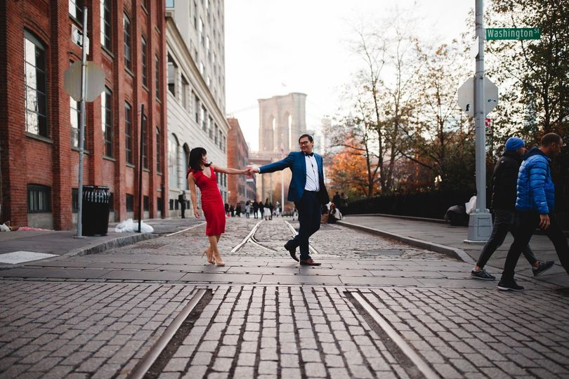 DUMBO Elopement Adventure