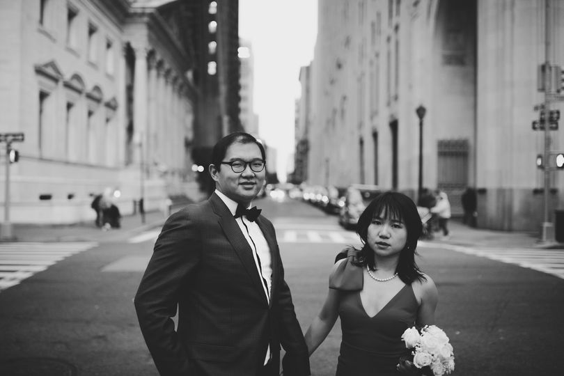 Flatiron Elopement Adventure