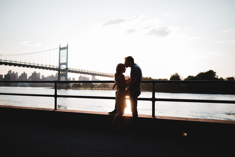 Astoria Park Engagement