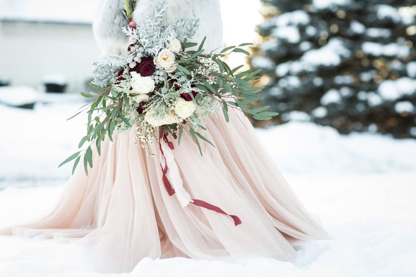 sage green winter wedding 1886