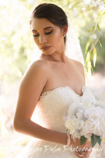 beauty bride tucson weddings 1