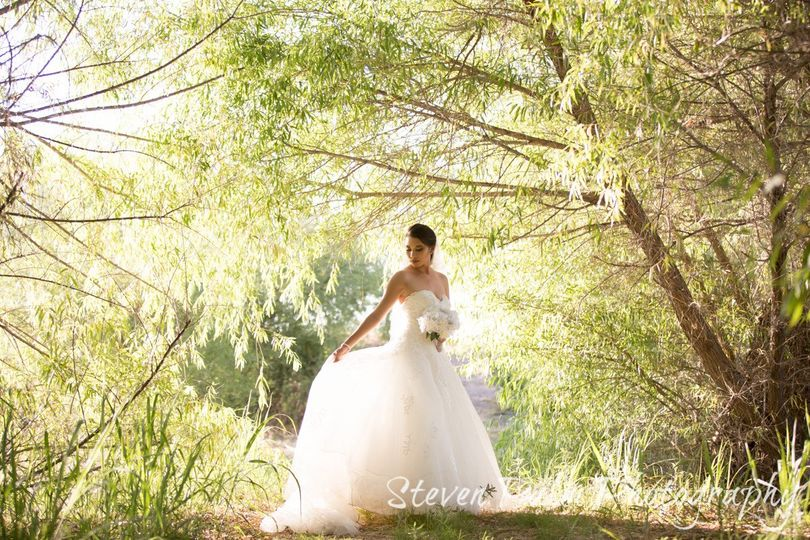 beauty bride tucson weddings 2
