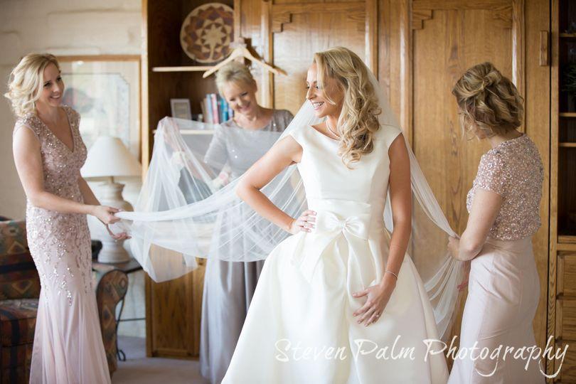 bride prep tucson weddings 1