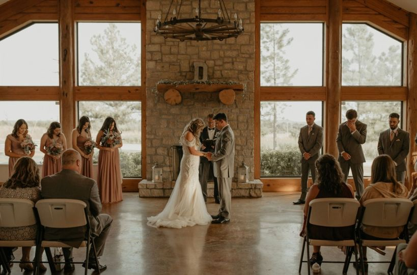 A sweet ceremony