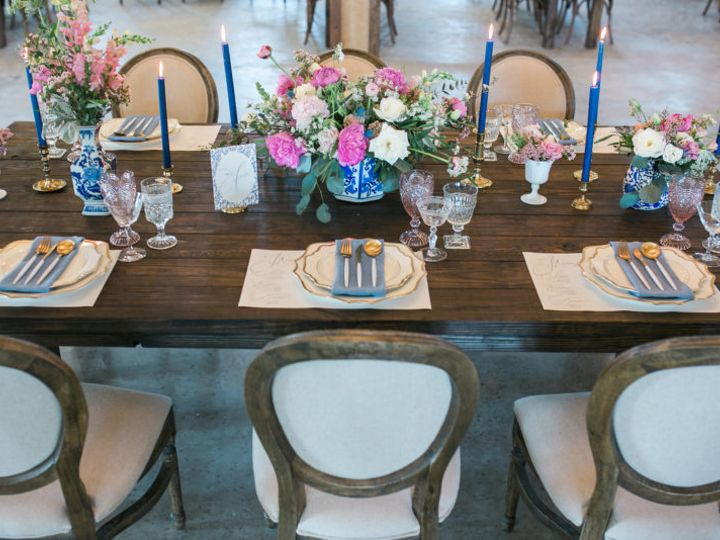 Tmx Barn Weddings Southern Charm Shoot Tablescape E1522807555199 51 996884 159519988918223 Dade City, FL wedding venue