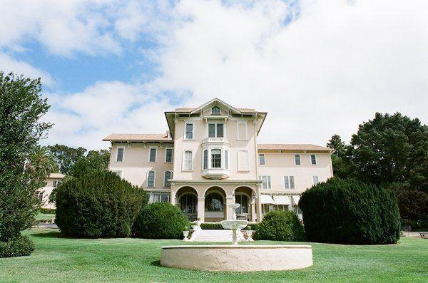 Ralston Hall Mansion