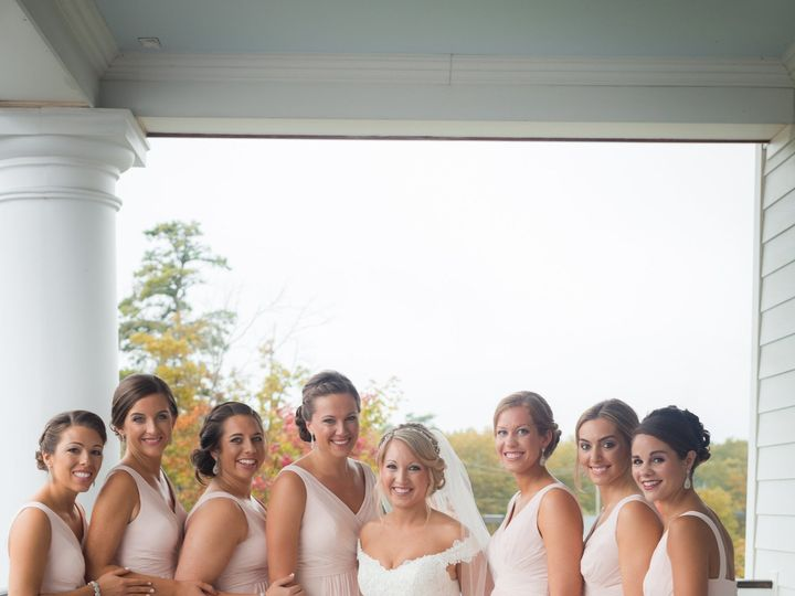 Tmx 1512080704034 Married Cassie Joe 4 Bridal Party 0011 Cherry Hill, New Jersey wedding beauty