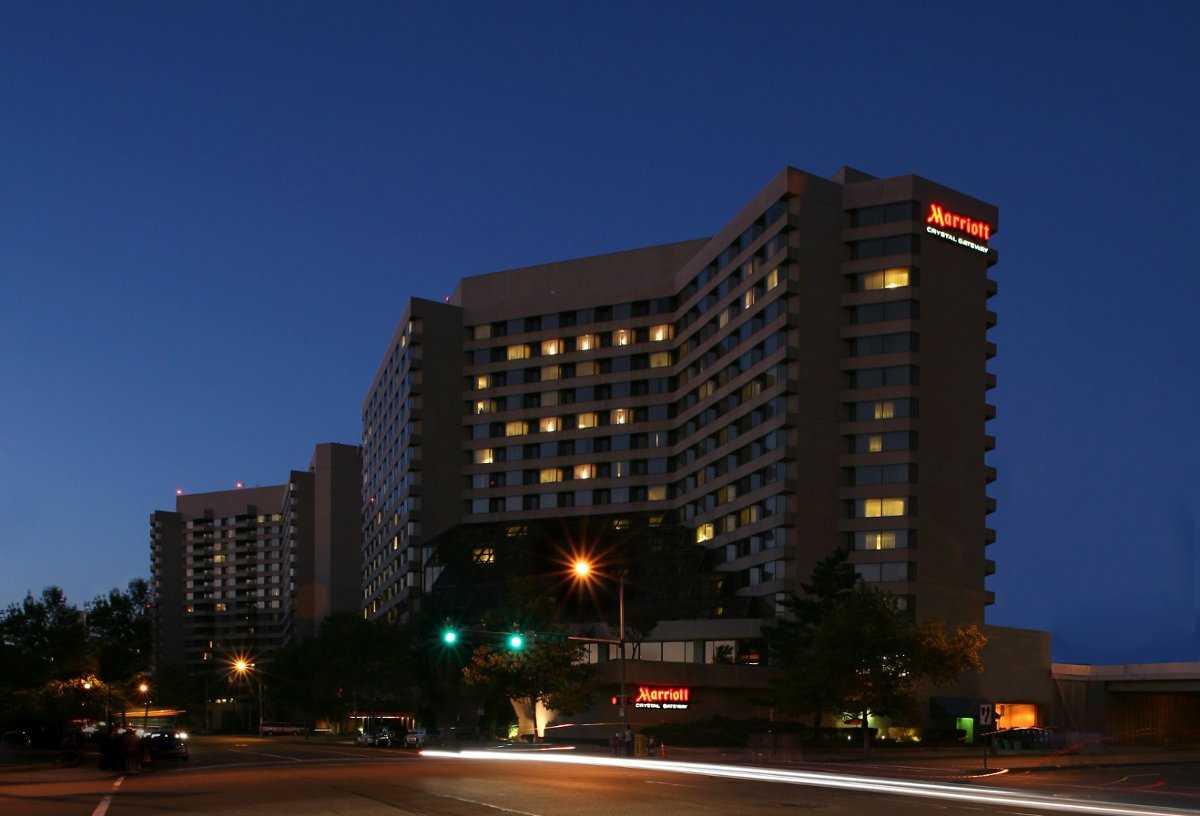 Crystal Gateway Marriott