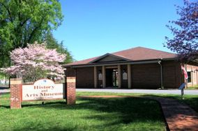 Cherokee County History and Arts Museum