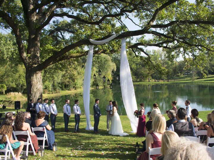 Tmx 1518216334 C9da682db226bd8f 1518216331 8a7a56c51e7e4896 1518216322306 5 16AckerWedding Barrington, IL wedding venue