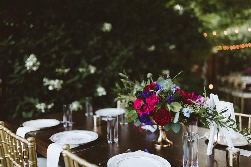 Farmhouse Table Rentals