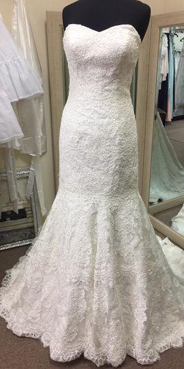 Champagne taste bridal dress attire north beach md for Wedding dresses in maryland