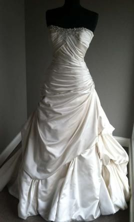 Tmx 1445374471026 Bb4d4e6ac151f4c75a10f630126d7610 North Beach, MD wedding dress