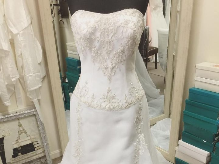 Tmx 1486687167990 Beaded Wedding Gown Maryland Bridal Boutique North Beach, MD wedding dress