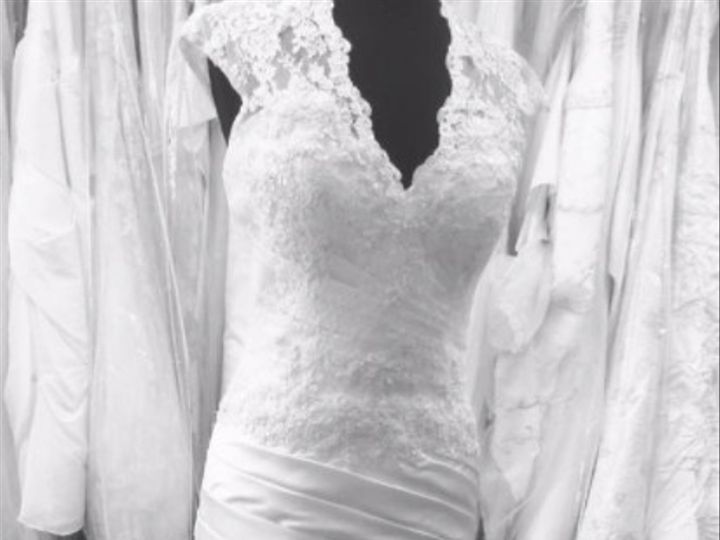 Tmx 1486687192054 Vintage Lace Maryland Bridal Boutique  North Beach, MD wedding dress