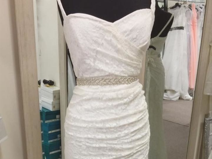 Tmx 1495154573982 Sandals Destination Wedding Dress Maryland Bridal  North Beach, MD wedding dress