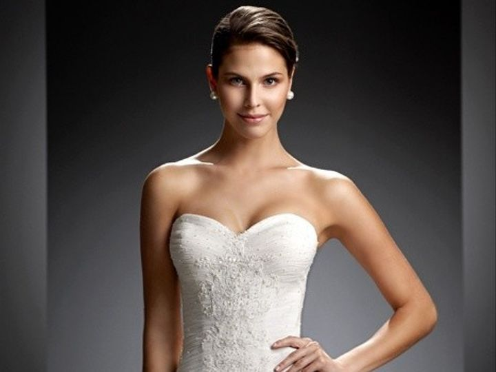 Tmx 1495154585154 Oleg Casini New Maryland Boutique  North Beach, MD wedding dress