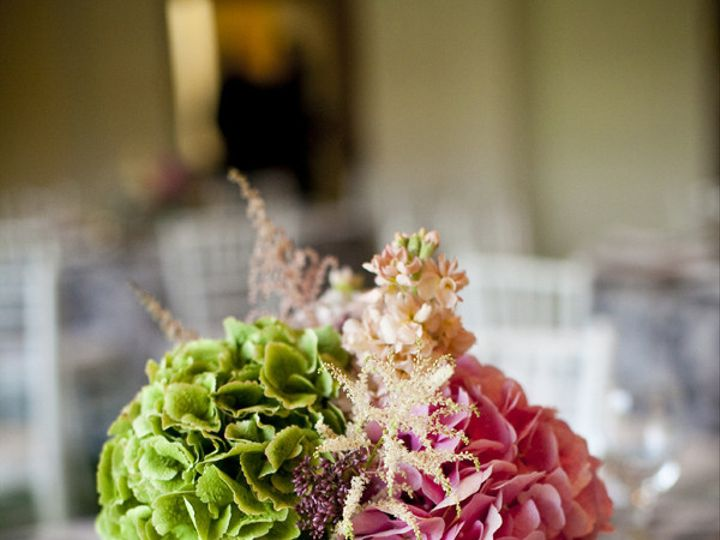 Tmx 1414431202263 Bright Spring Floral Reception Centerpiece 600x900 Boston, MA wedding florist