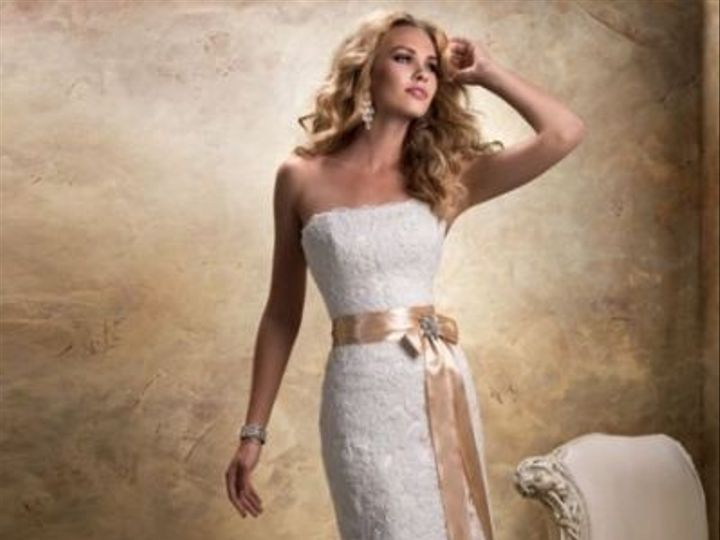 Tmx 1435154470280 Iphone 1416 Lawton wedding dress